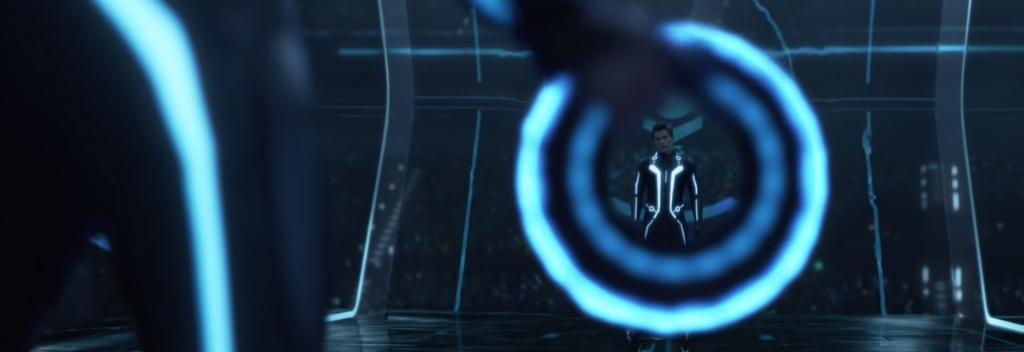 Tron:Legacy. Image Credit: Disney.