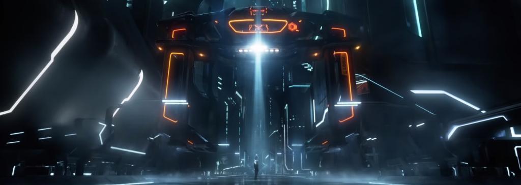 Tron: Legacy. Image Credit: Disney.