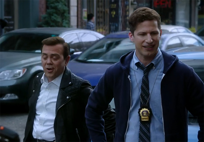 Brooklyn Nine-Nine: Captain Kim. Image Credit: NBC.