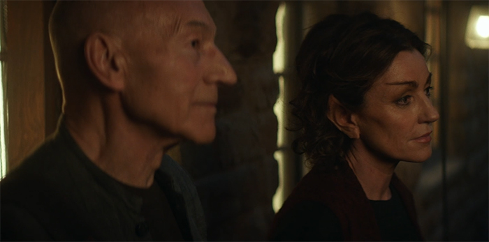 Star Trek: Picard – The End is the Beginning. Image Credit: CBS Studios.