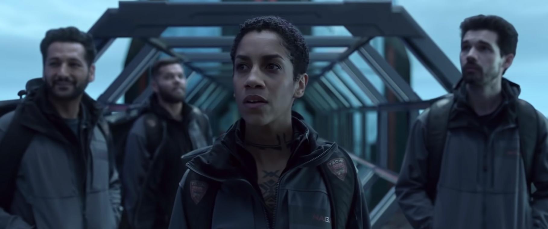The Expanse Season 4: Image Credit: Amazon Studios.