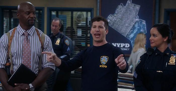 Brooklyn Nine-Nine: The Jimmy Jab Games II. Image Credit: NBC.