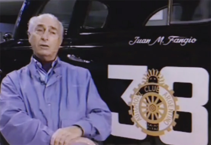 A Life of Speed: The Juan Manuel Fangio Story (Fangio: El hombre que domaba las máquinas). Image Credit: Netflix.