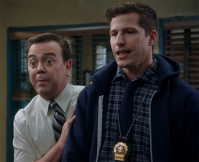 Brooklyn Nine-Nine: Dillman. Image Credit: NBC.