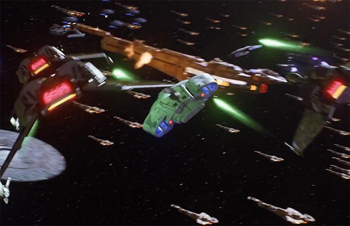 What We Left Behind: Looking Back at Star Trek: Deep Space Nine. Image Credit: 455 Films.