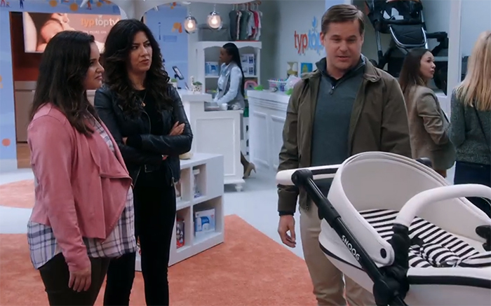 Brooklyn Nine-Nine: Ransom. Image Credit: NBC.