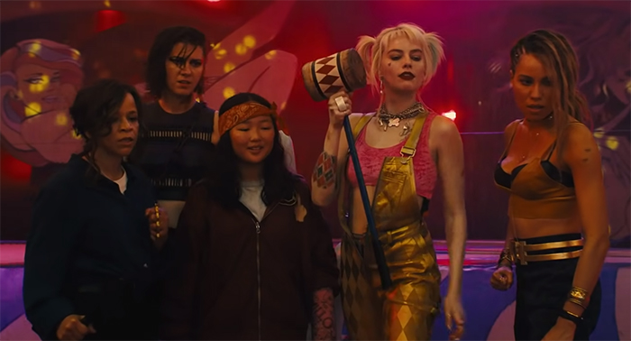 Birds of Prey and the Fantabulous Emancipation of One Harley Quinn. Image Credit: Warner Brothers.