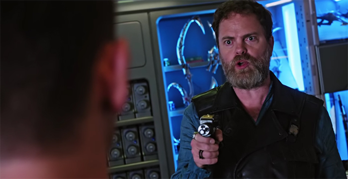 Magic to Make the Sanest Man Go Mad (Star Trek: Discovery). Image Credit: CBS Studios.