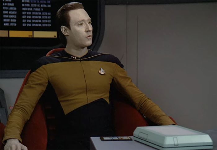 The Measure Of A Man (Star Trek: The Next Generation)