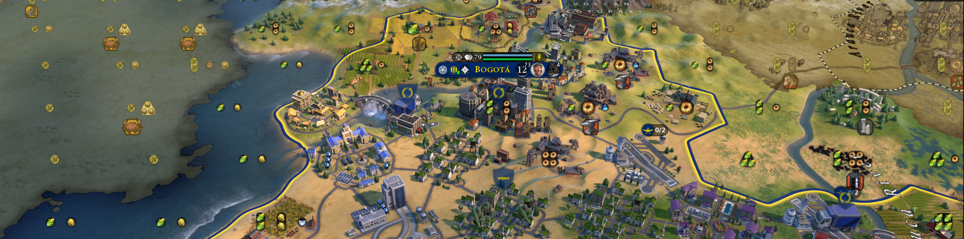 Civilization VI. Image Credit: Firaxis Games.