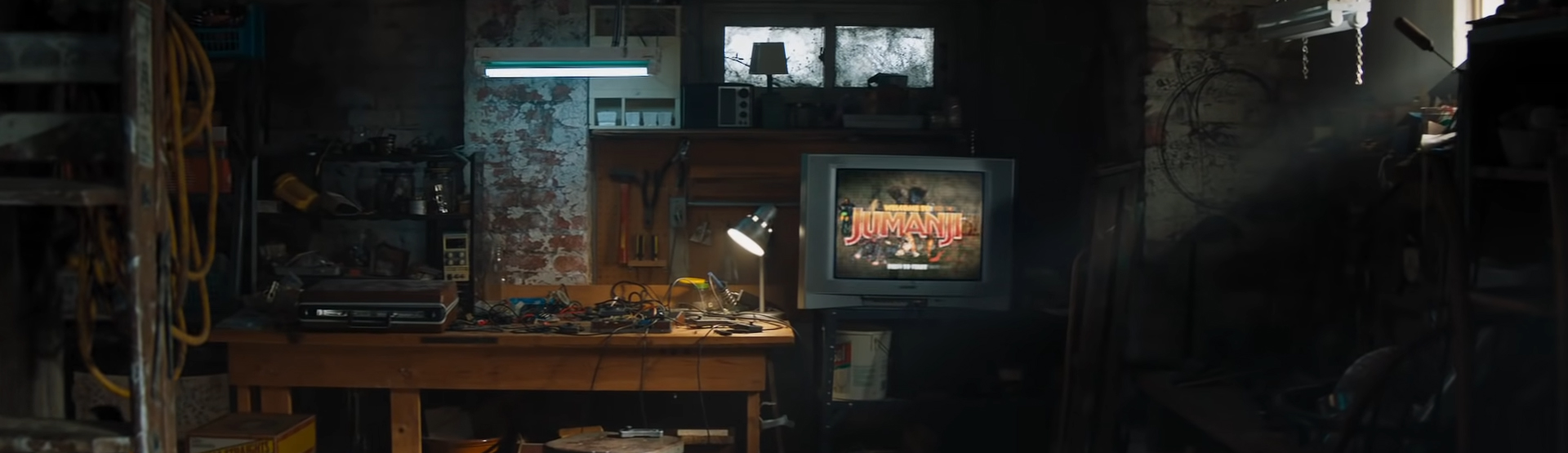 Jumanji: The Next Level. Image Credit: Sony.