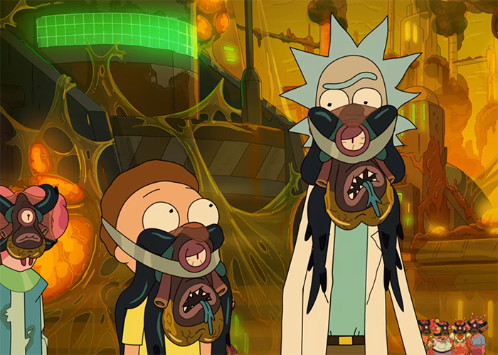 TV Review – Rick and Morty: Promortyus | TL;DR Movie Reviews and ...