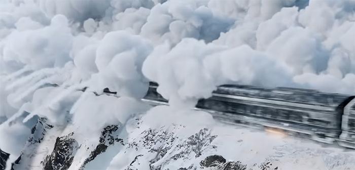 Snowpiercer: First, the Weather Change & Prepare to Brace. Image Credit: Netflix.