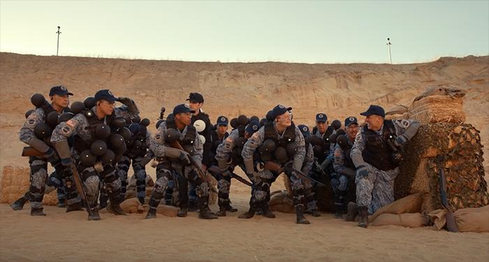 Space Force Season 1. Image Credit: Netflix.