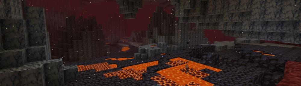 Minecraft Nether Update. Image Credit: Mojang.