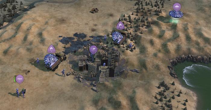 Civilization VI: Red Death Season Two. Image Credit: Firaxis Games.