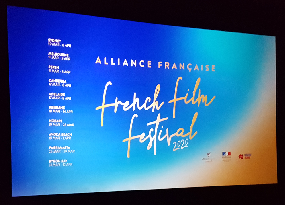 French Film Festival. Image Credit: Brian MacNamara.