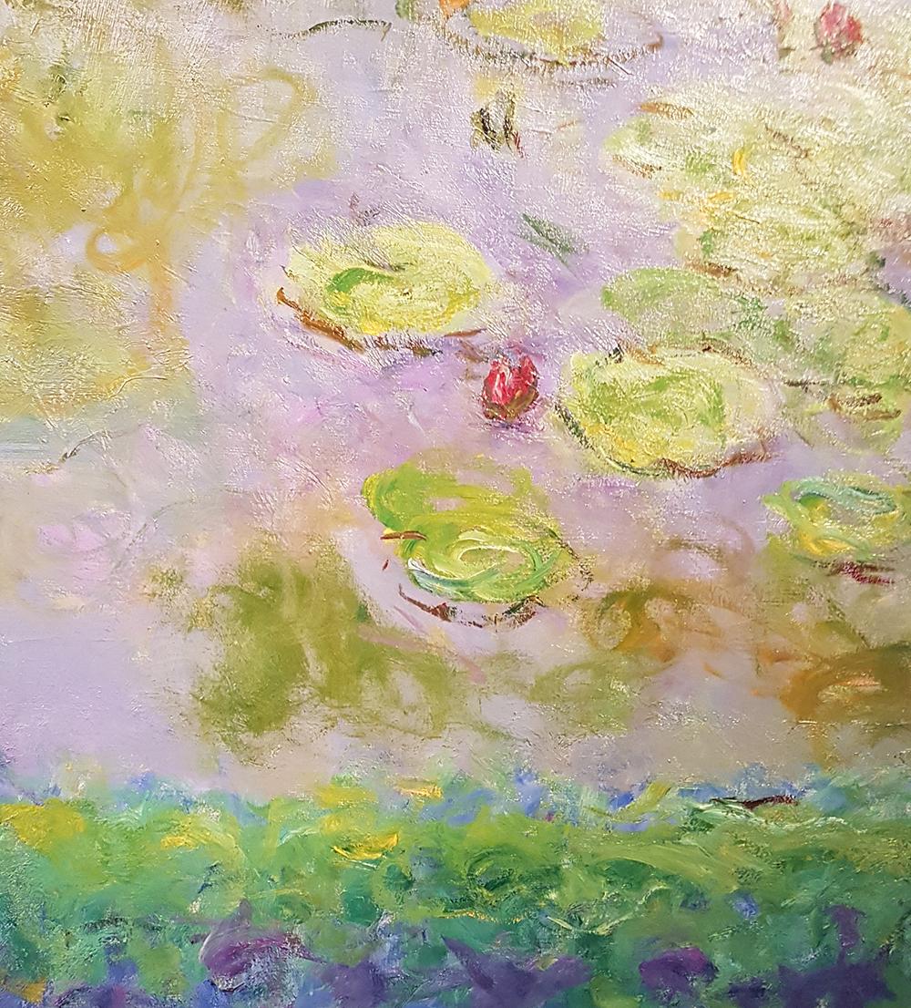 Claude Monet's 'Nymphéas [Waterlilies]'