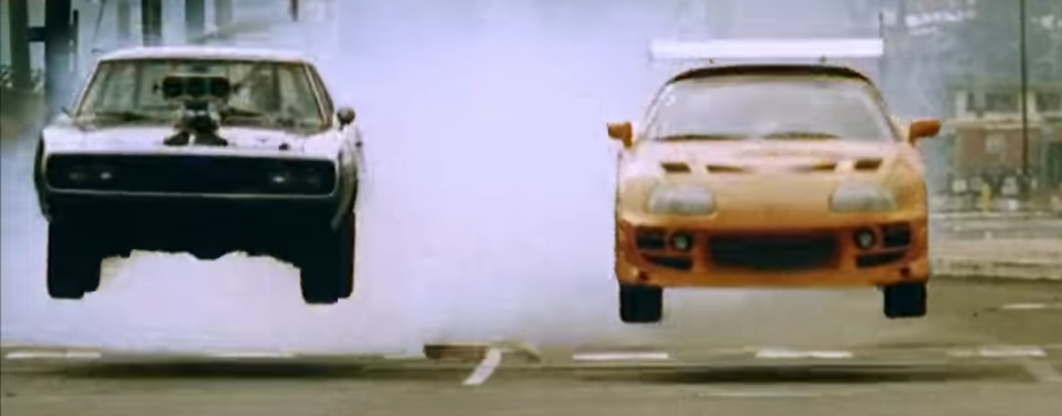The Fast and the Furious. Image Credit: Universal Pictures.