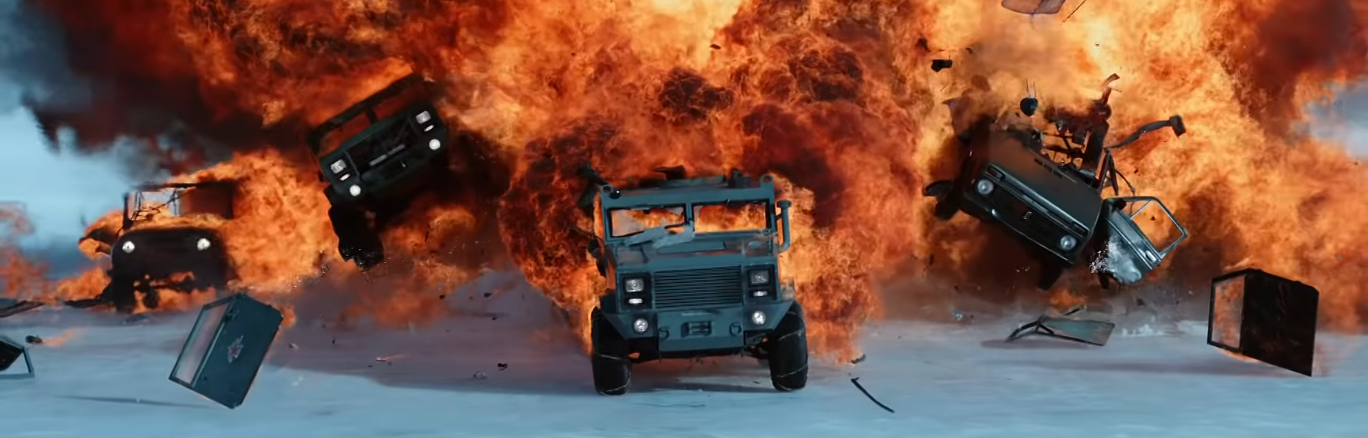 The Fate of the Furious. Image Credit: Universal Pictures.