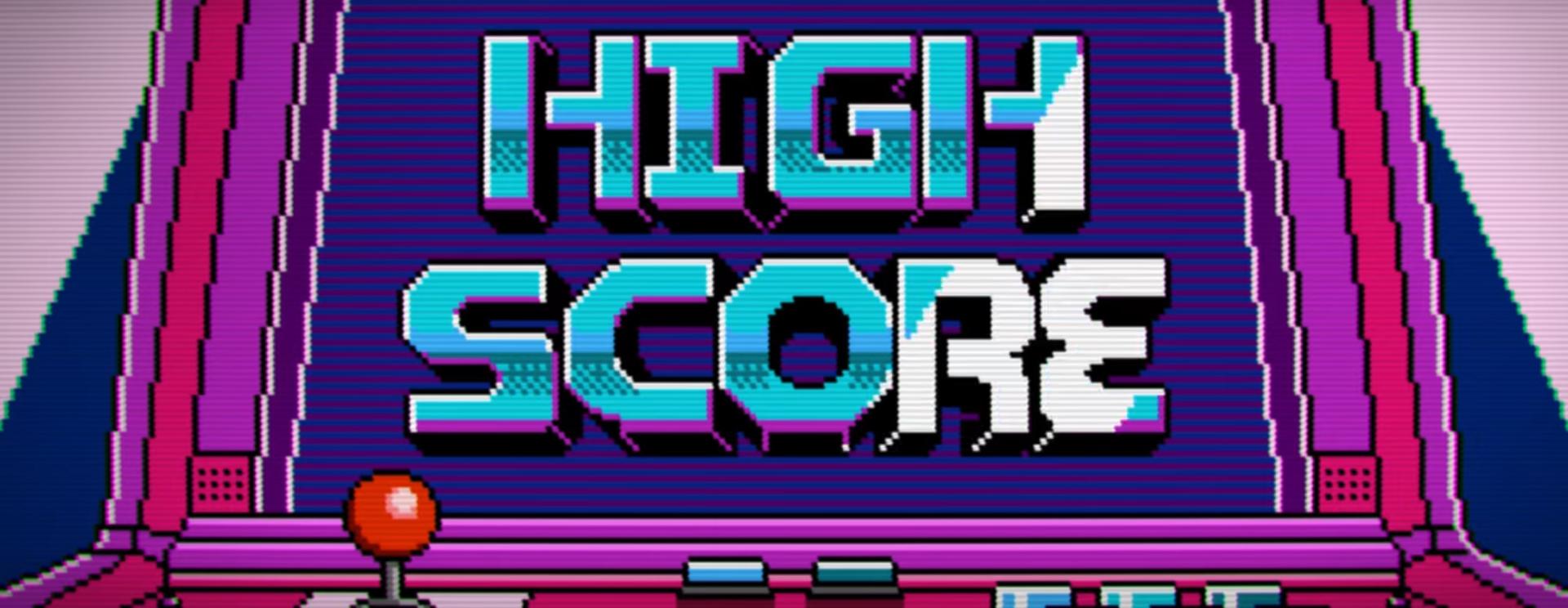 High Score. Image Credit: Netflix.