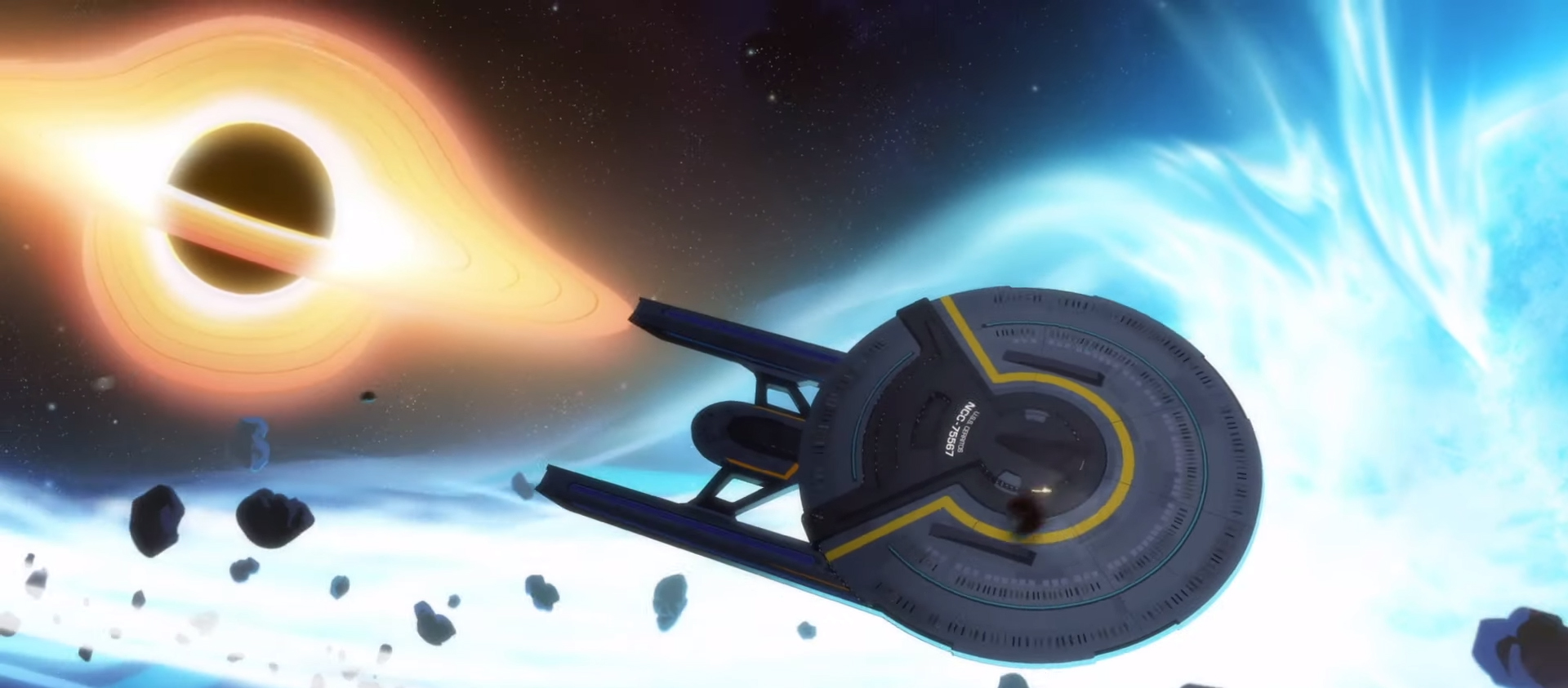 Star Trek: Lower Decks: Second Contact. Image Credit: CBS Studios.