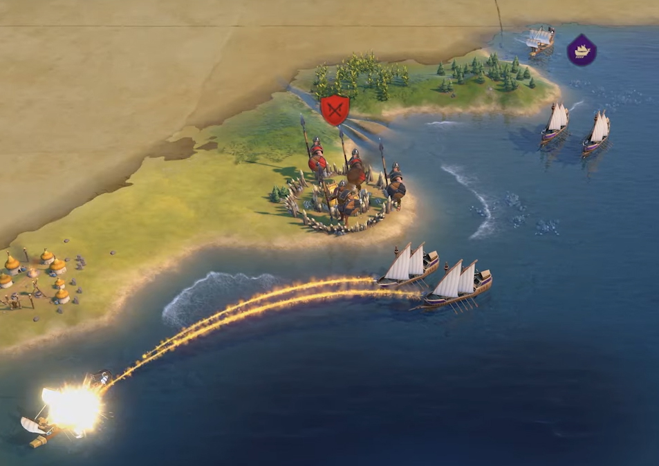 Droman in Civilization VI. Image Credit: Firaxis Games.