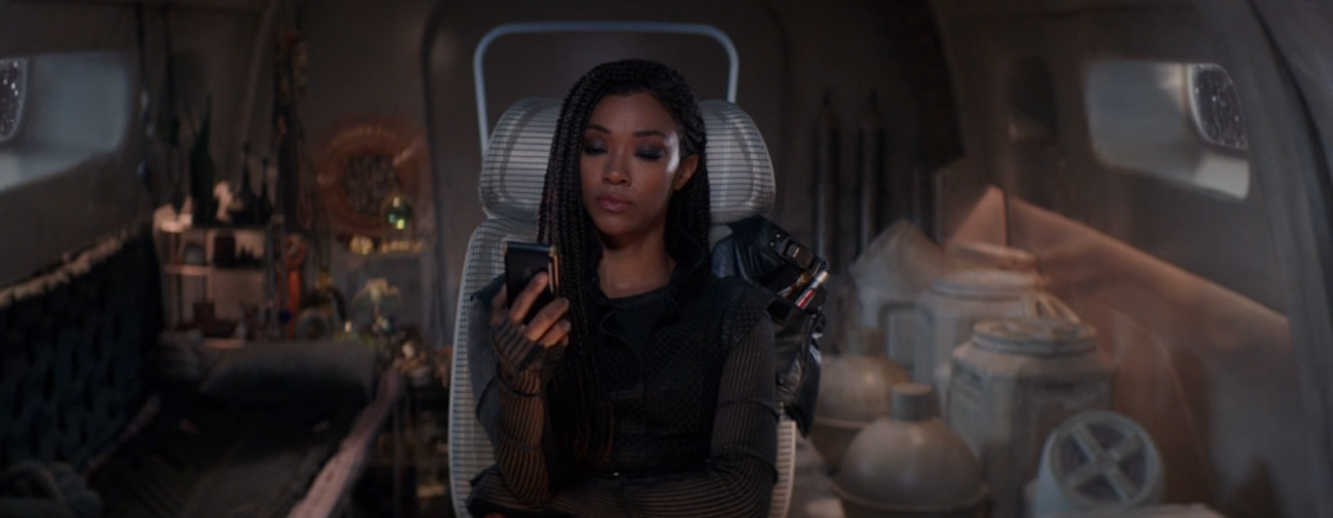 Star Trek Discovery. Image Credit: CBS Studios.