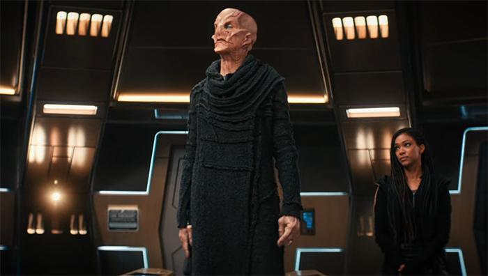 Star Trek Discovery: People of Earth. Image Credit: CBS Studios.