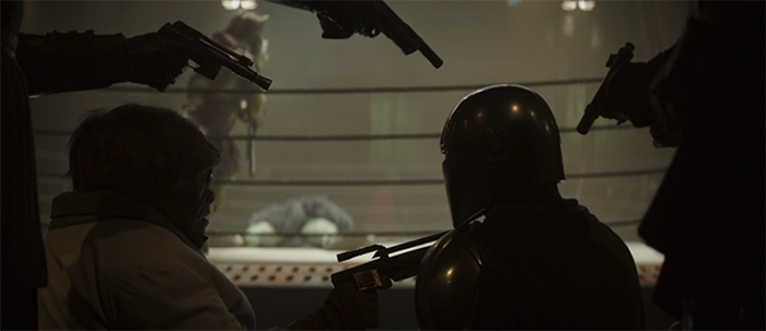 The Mandalorian: Chapter 9 (The Marshal). Image Credit: Disney+