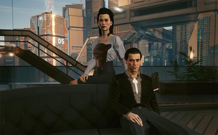 Cyberpunk 2077. Image Credit: CD PROJEKT RED.