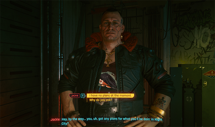 Cyberpunk 2077. Image Credit: CD PROJEKT RED.