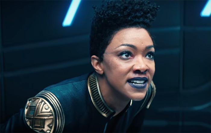 Star Trek Discovery: Terra Firma Part 2. Image Credit: CBS Studios.