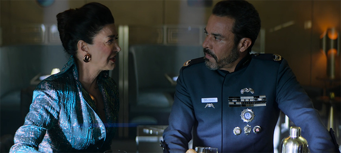 The Expanse: Mother. Image Credit: Amazon Studios.