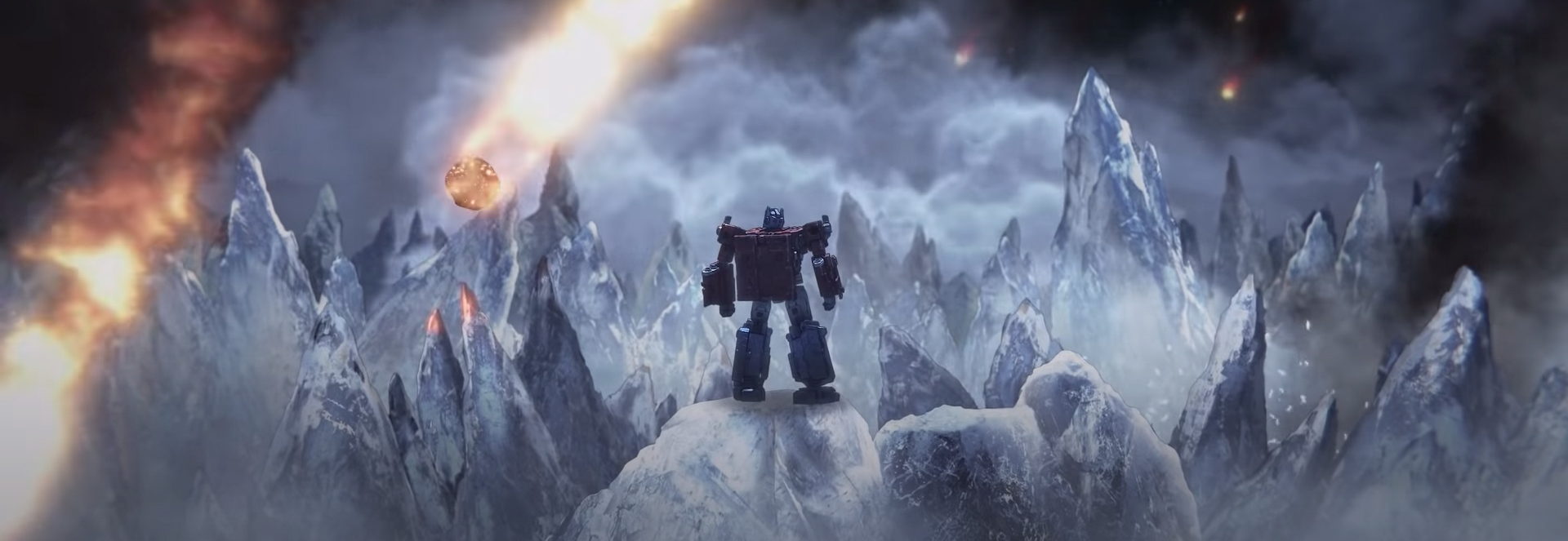 Transformers: War For Cybertron Trilogy – Earthrise. Image Credit: Netflix.