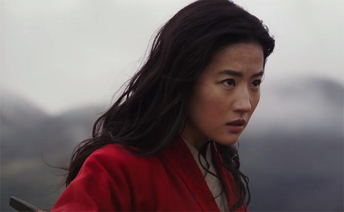 Mulan. Image Credit: Disney.