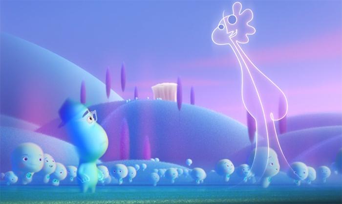 Soul. Image Credit: Disney.