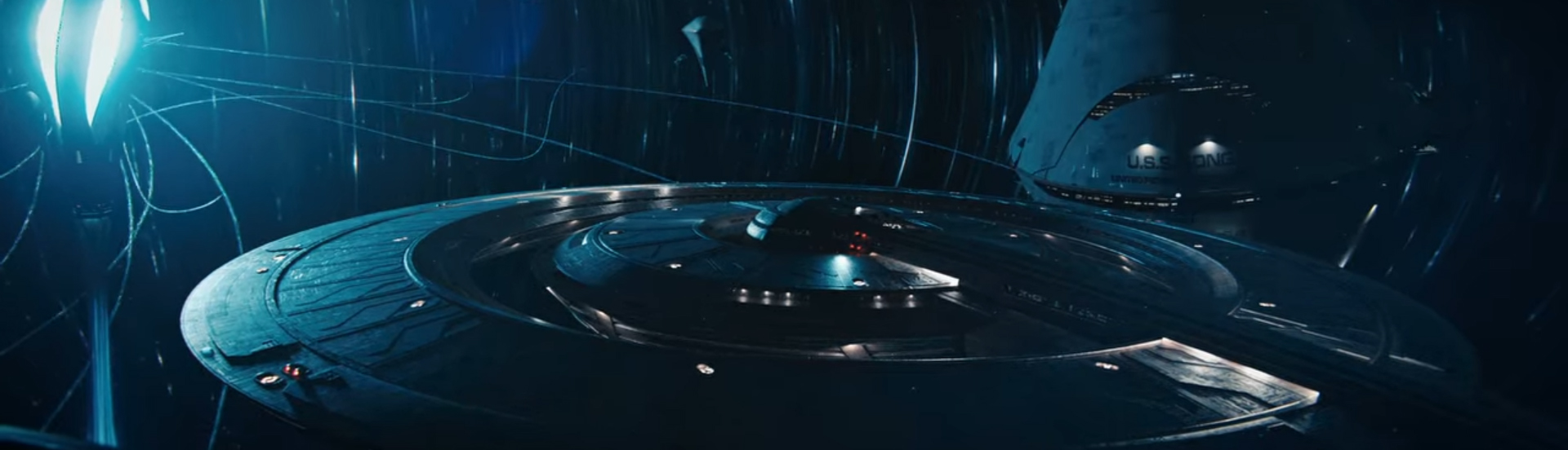 Star Trek Discovery: There Is A Tide … Image Credit: CBS Studios.