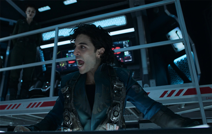 The Expanse: Nemesis Games. Image Credit: Amazon Studios.