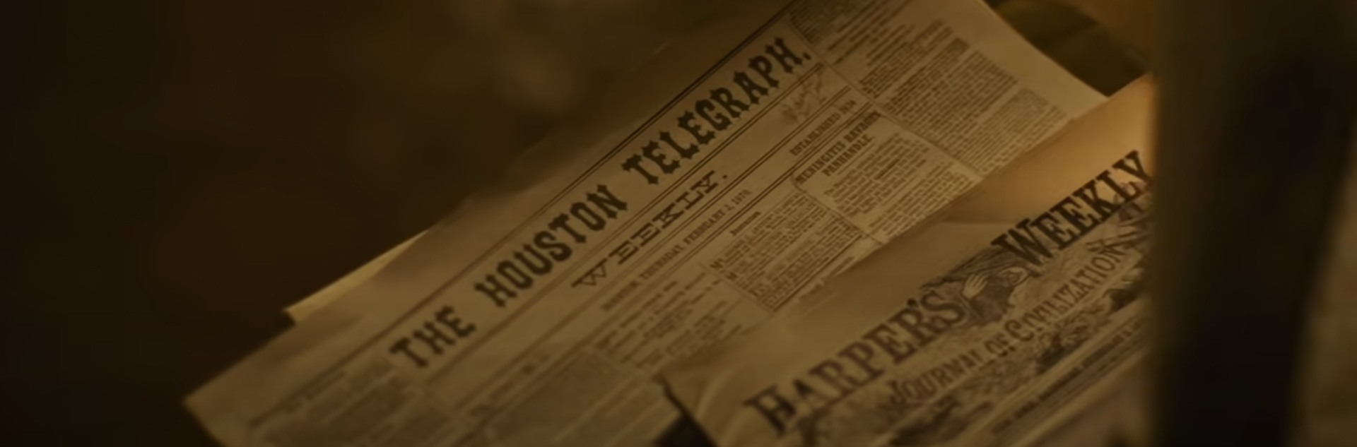 News of the World. Image Credit: Universal Pictures.