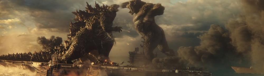 Godzilla vs. Kong. Image Credit: Warner Bros Pictures.