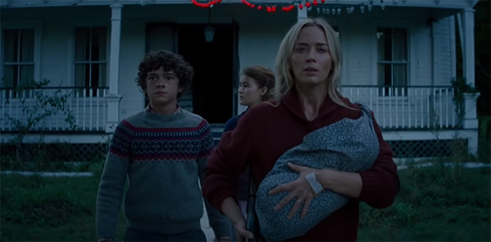 A Quiet Place Part II. Image Credit: Paramount Pictures.