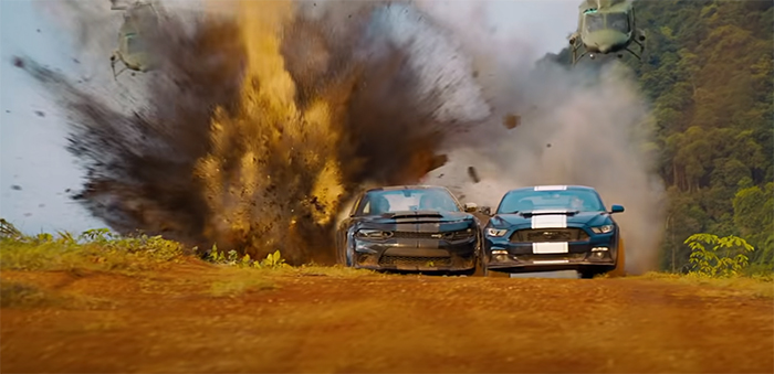 Fast & Furious 9. Image Credit: Universal Pictures.