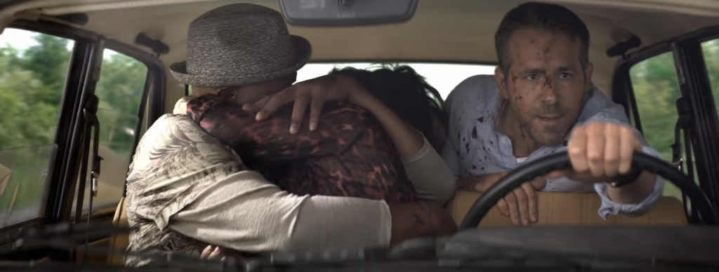 Hitman's Wife's Bodyguard (The Hitman's Wife's Bodyguard). Image Credit: Roadshow Films.