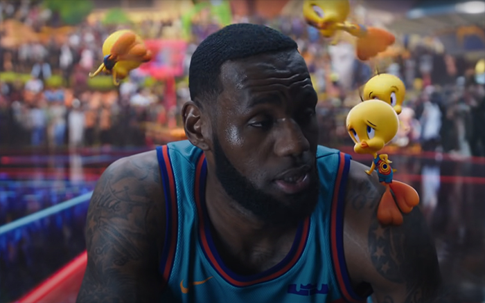 Space Jam: A New Legacy. Image Credit: Warner Brothers.