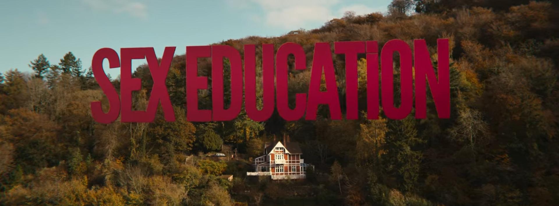 Sex Education. Image Credit: Netflix.